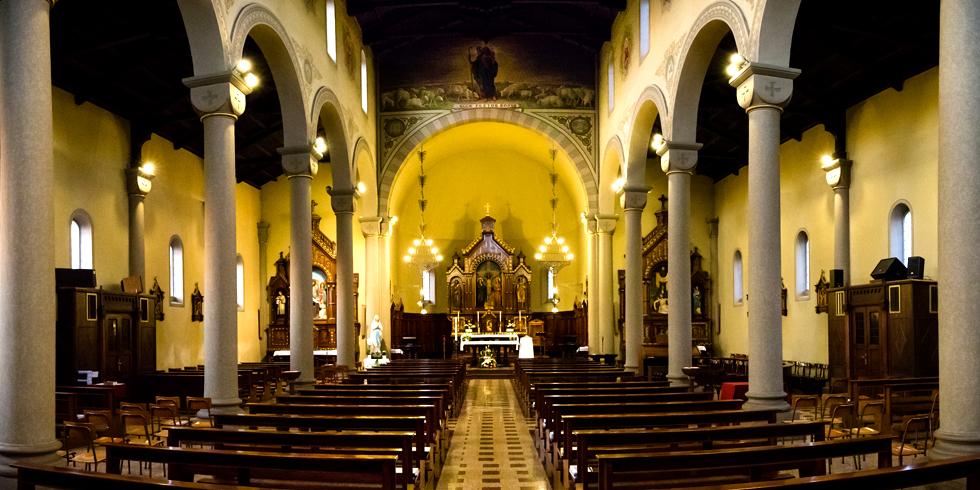 chiesa parrocchiale grandate
