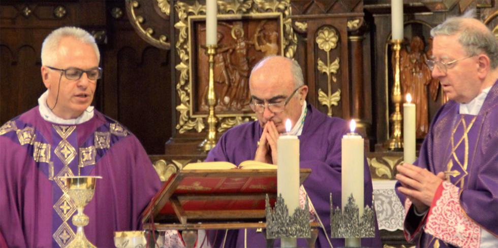 Il vescovo a grandate
